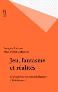 François Ladame et Maja Perret-Catipovic - .