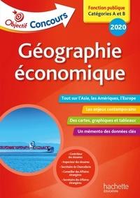 François Lafargue et Vincent Lafargue - Géographie économique.