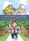 François Lamuraille - La bibliothèque fantastique.