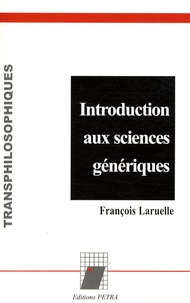 Costituentedelleidee.it Introduction aux sciences génériques Image