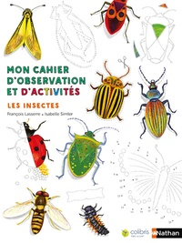 Era-circus.be Mon cahier d'observation et d'activités - Les insectes Image