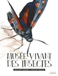 François Lasserre et Anne de Angelis - Musée vivant des insectes.