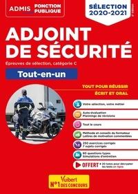 François Lavedan - Adjoint de sécurité Tout-en-un - Epreuves de sélection, catégorie C.