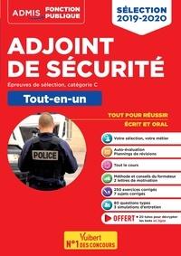 Adjoint de sécurité - Epreuves des sélection, catégorie C. Tout-en-un.pdf
