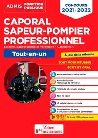 François Lavedan - Caporal sapeur-pompier professionnel - Tout-en-un.