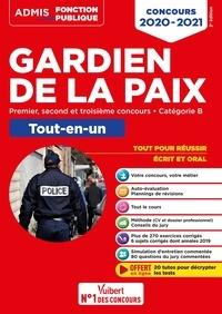 François Lavedan - Concours Gardien de la paix Tout-en-un - Premier, second et troisième concours Catégorie B.