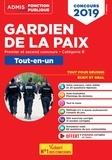 François Lavedan - Concours gardien de la paix - Catégorie B, tout-en-un, premier et second concours.