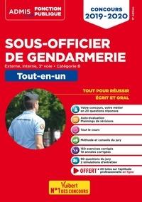 François Lavedan - Concours Sous-officier de gendarmerie - Catégorie B - Tout-en-un - 20 tutos offerts - Externe, interne et 3e voie - Concours 2019-2020.