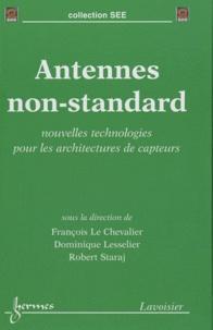 Antennes non-standard- Nouvelles technologies pour les architectures de capteurs - François Le Chevalier  