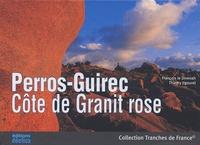 François Le Divenah et Thierry Jigourel - Perros-Guirec - Côte de granit rose.