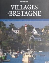 François Le Divenah et Patrick Huchet - Villages de Bretagne.