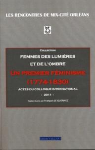 François Le Guennec - Un premier féminisme (1774-1830) - Les Rencontres de Mix-Cité Orléans.