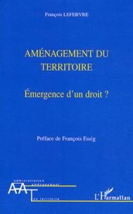 Aménagement du territoire - Emergence dun droit ?.pdf
