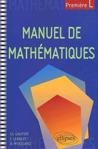 Manuel de mathématiques 1ère L.pdf