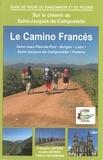 François Lepère - Camino frances - St-Jean-pied-port Burgos Léon.