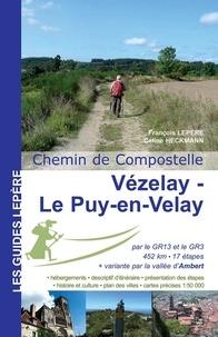 François Lepère et Céline Heckmann - Vezelay - Le puy-en-Velay.
