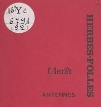 François Lerat - Antennes.