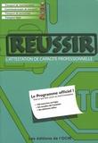 François Lespagnon - Réussir l'attestation de capacité professionnelle.
