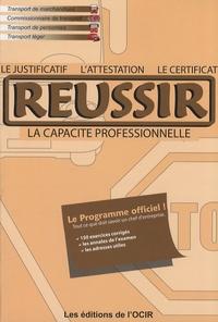 Réussir lattestation, le certificat, le justificatif de capacité professionnelle.pdf