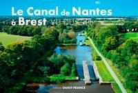 François Levalet - Le canal de Nantes à Brest vu du ciel.