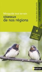 François Loppin et Helga Hofmann - Oiseaux de nos régions.