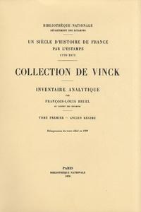 Inventaire analytique de la collection De Vinck - Tome 1, Ancien Régime.pdf