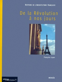 Deedr.fr HISTOIRE DE L'ARCHITECTURE FRANCAISE. Tome 3, De la Révolution à nos jours Image