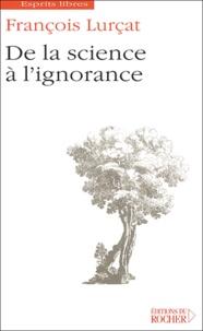 De la science à lignorance.pdf