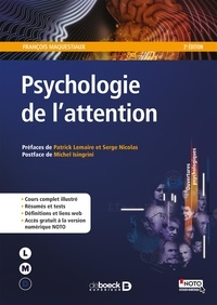 François Maquestiaux - Psychologie de l'attention.