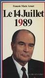 François-Marie Arouet et Jean-Claude Simoën - Le 14 juillet 1989.