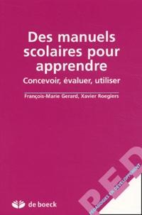 François-Marie Gérard et Xavier Roegiers - .