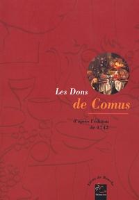 Les Dons de Comus en 3 volumes - Daprès lédition de 1742.pdf