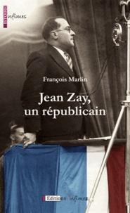 Deedr.fr Jean Zay, un républicain Image