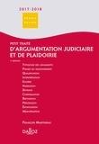 François Martineau - Petit traité d'argumentation judiciaire et de plaidoirie.