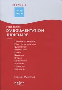 Openwetlab.it Petit traité d'argumentation judiciaire Image