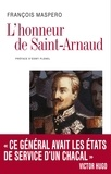 François Maspero - L'honneur de Saint-Arnaud.