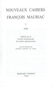 François Mauriac - Nouveaux cahiers François Mauriac n°01.
