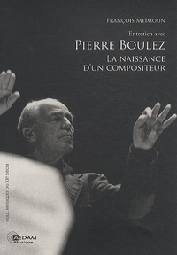 Galabria.be Entretien avec Pierre Boulez - La naissance d'un compositeur Image
