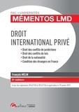 François Mélin - Droit international privé.