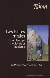 Histoiresdenlire.be Les Elites Rurales dans l'Europe médiévale et moderne Image