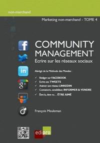 François Meuleman - Community management - Ecrire sur les réseaux sociaux.