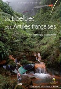 François Meurgey et Lionel Picard - Les libellules des Antilles françaises - Ecologie, biologie, biogéographie et identification.