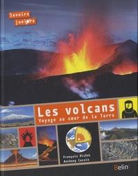 François Michel - Les volcans, voyage au coeur de la Terre.