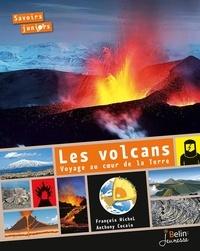 François Michel et Anthony Cocain - Les volcans - Voyage au coeur de la Terre.