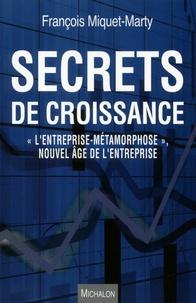 Accentsonline.fr Secrets de croissance -