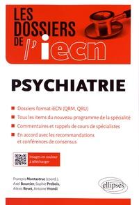 François Montastruc et Axel Bourcier - Psychiatrie.