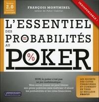 Deedr.fr L'essentiel des probabilités au poker - Les secrets des cotes financières et comment en tirer le meilleur profit Image