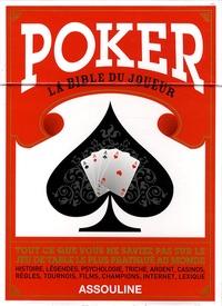 François Montmirel - Poker - La bible du joueur.
