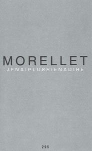 François Morellet - .