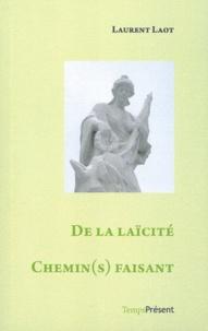 François Morin - De la laïcité chemin(s) faisant.